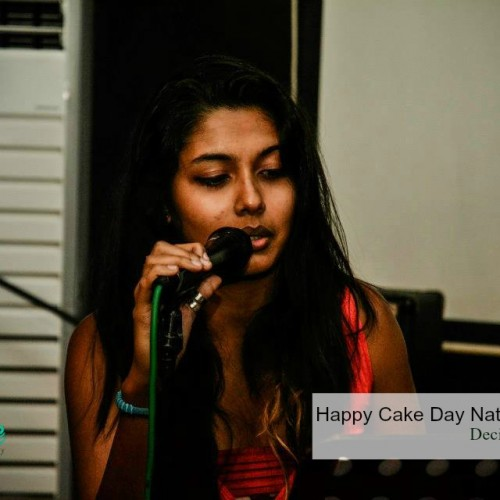 Happy Cake Day To Natasha Soysa!
