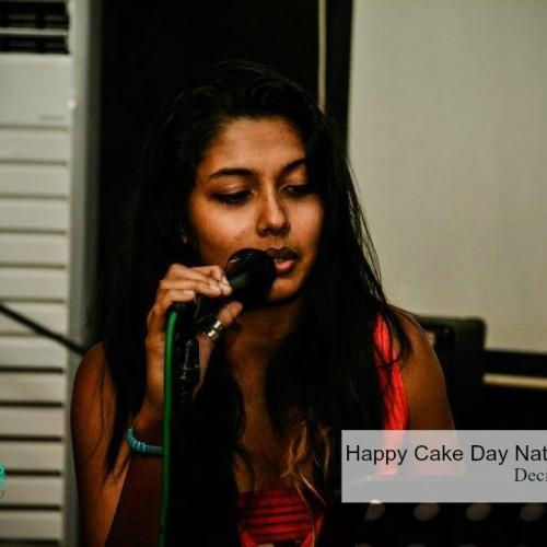Happy Cake Day To Natasha Soysa!