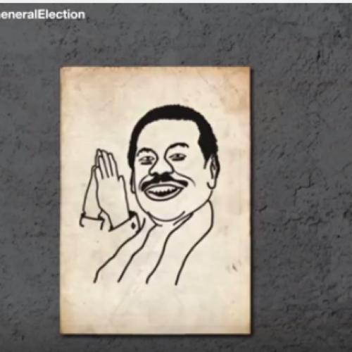 #AluthKadeHelpDesk #TheGeneralElection #ThinkB4UVote
