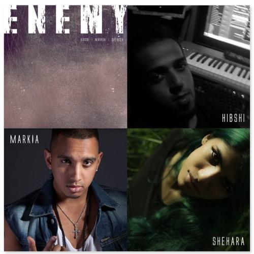 Hibshi, Shehara Jayatilaka & Markia – Enemy