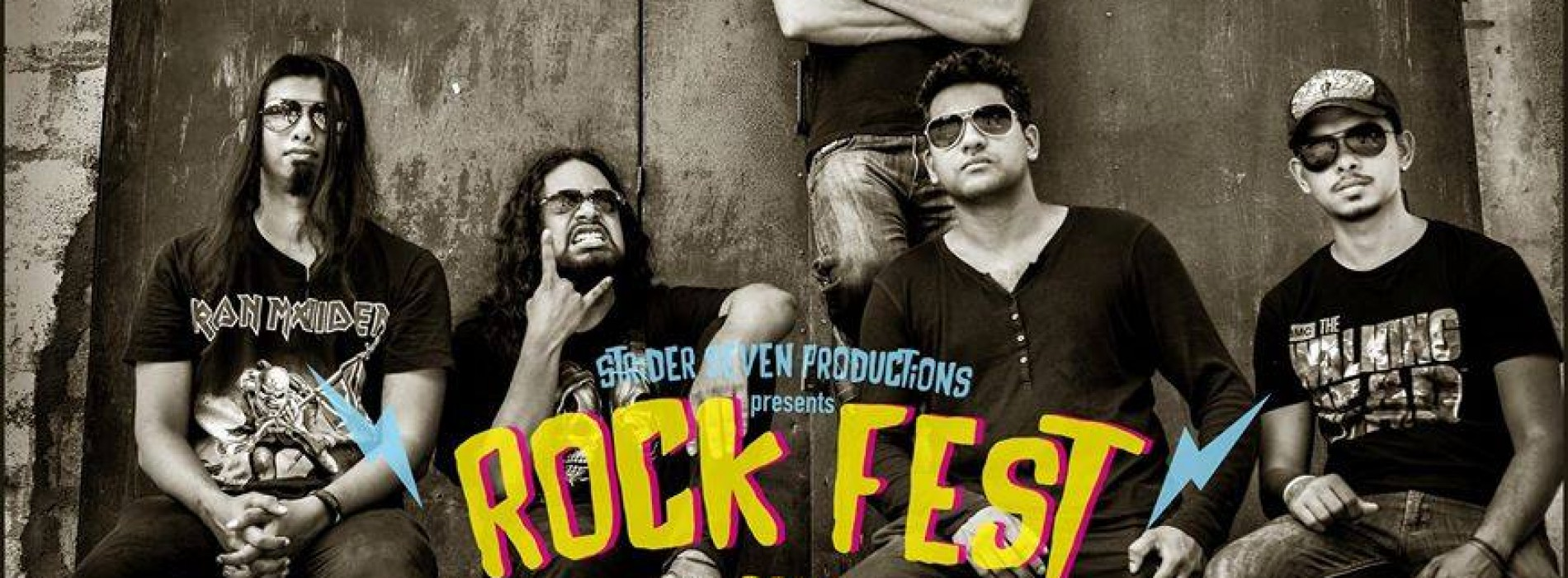 Countdown To Rock Fest : Today Is The Day!