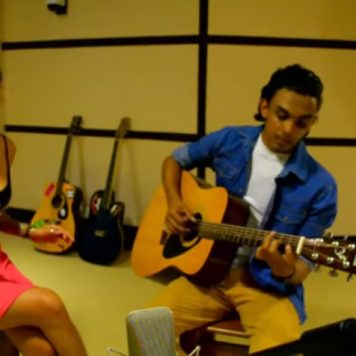 Ryan & Natalya – Like I'm Gonna Lose You (cover)