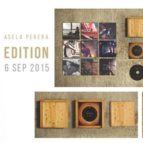 "Pre-Order Your Copy Of ""These Years"" By Asela Perera"
