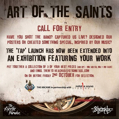 Art Of The Saints