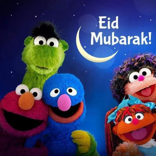 Eid Mubarak To You & Yours!