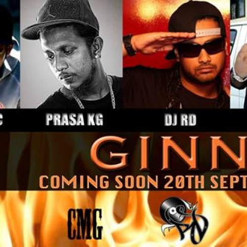 """That Monster Sinhala Rap Collaba """"Ginna"""" Is Out"""