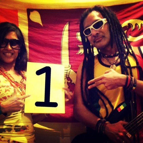 Congratz To Irie On Their 1st Number 1!