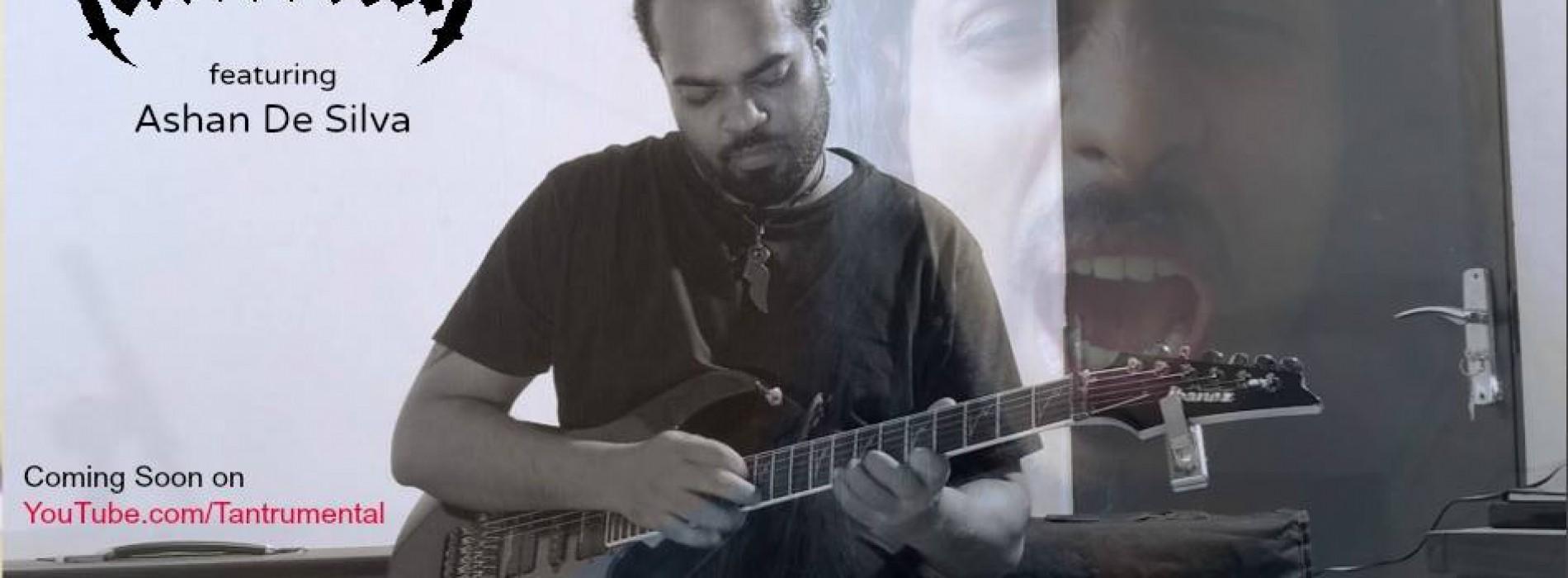 Tantrum Ft. Guest Solo By Ashan De Silva – Mr Crowley (Cover)