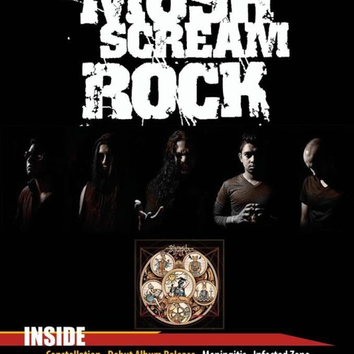 Mosh Scream Rock – The Magazine