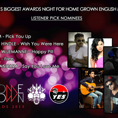YES Home Grown Listener Pick – The Top 5