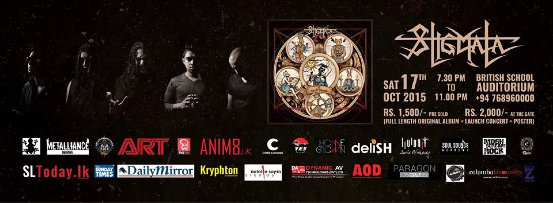Stigmata: The Ascetic Paradox Album Launch