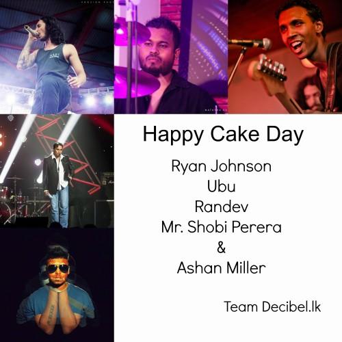 Happy Cake Day To Nov 17th Names