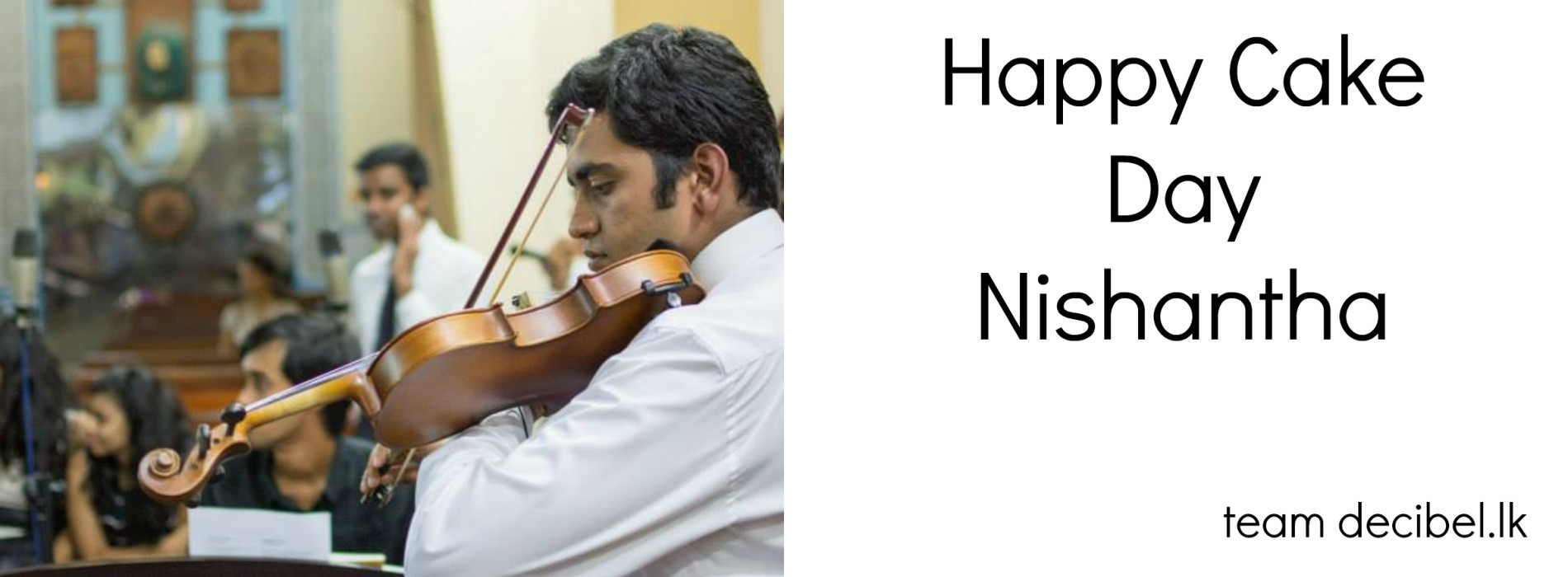 Happy Cake Day Nishantha