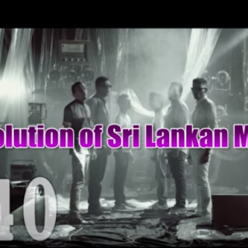 Voice Print – Evolution Of Sri Lankan Music