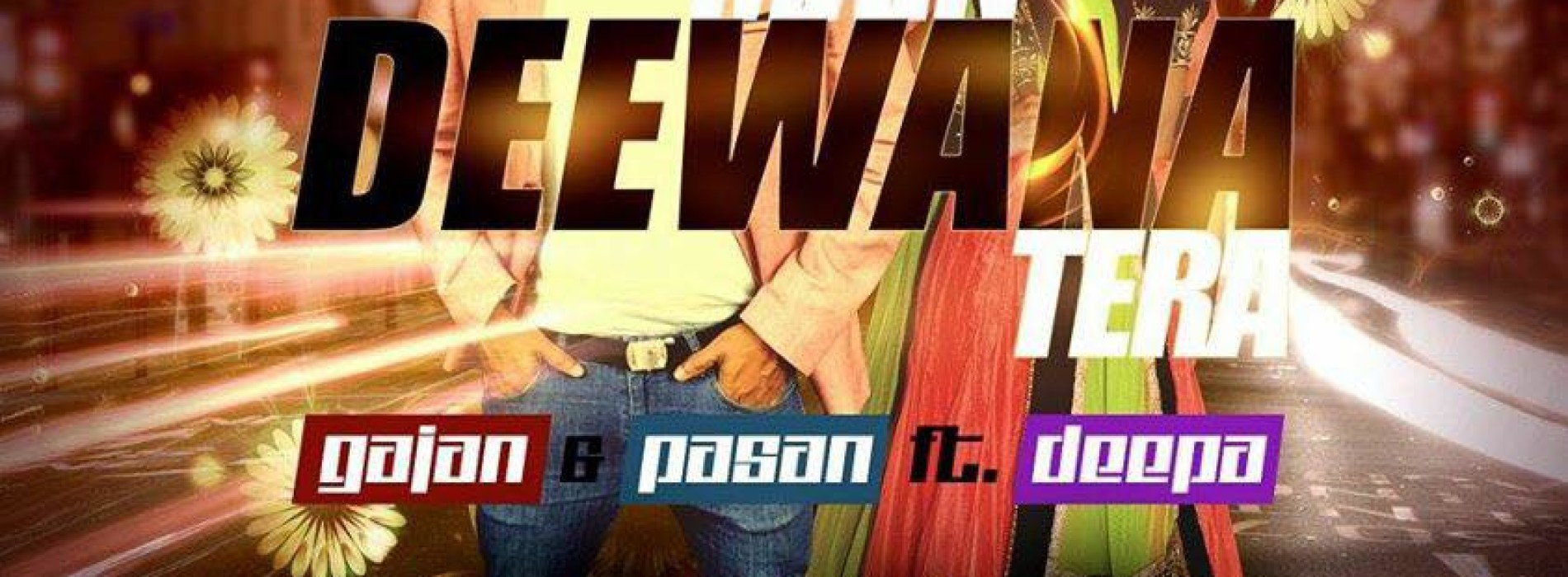 Gajan & Pasan Ft Deepa – Main Deewana Tera