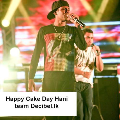 Happy Cake Day Hani