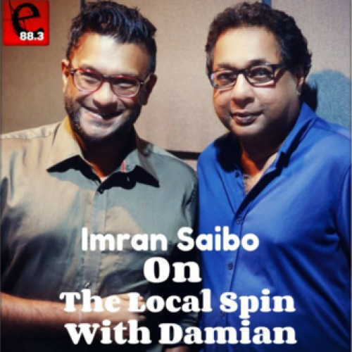 The Local Spin : Imran Saibo