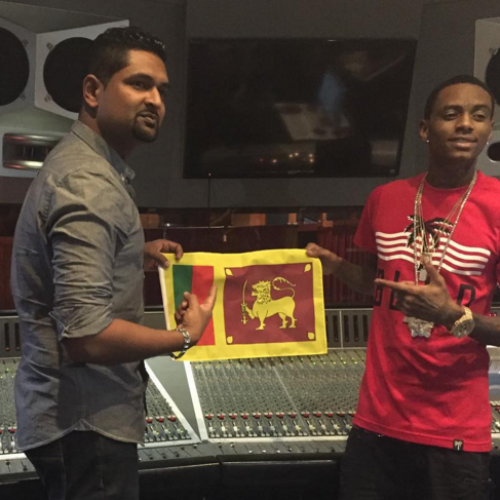 Iraj & Soulja Boy: Making It Official On The Interwebs