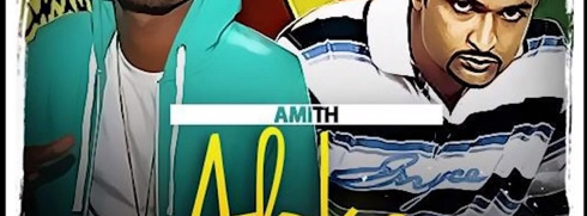 Iraj Ft. Amith – Aloke ( Mix Tape )
