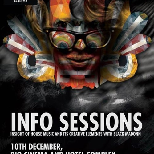 Info Sessions With Black Madonna