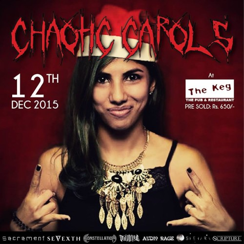 Shehara To Perform At Chaotic Carols