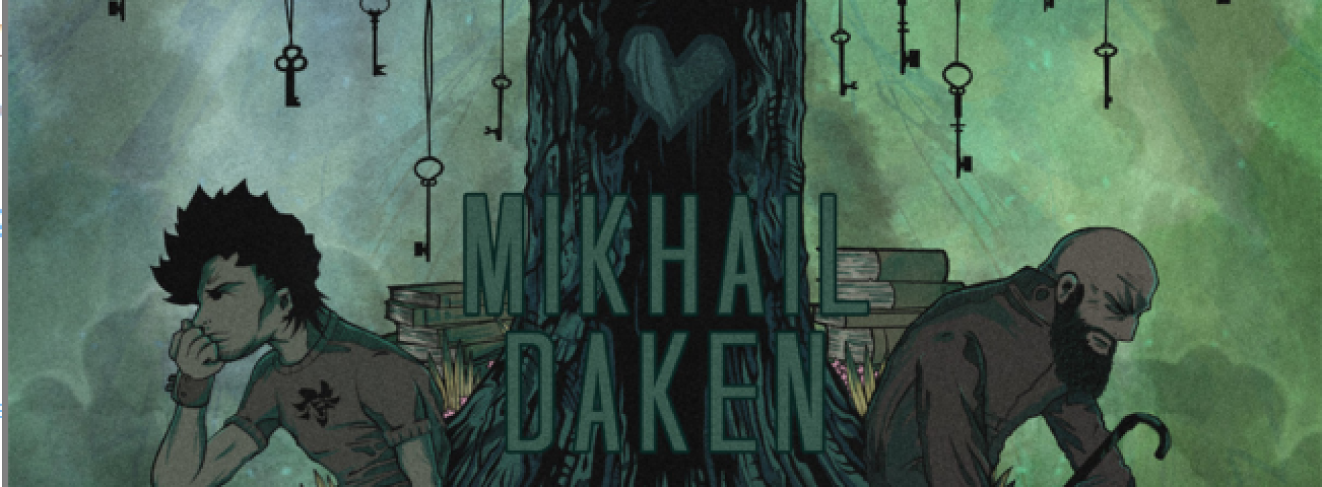 Mikhail Daken: In Case Of Emergency
