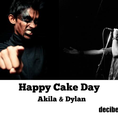 Happy Cake Day Akila & Dylan