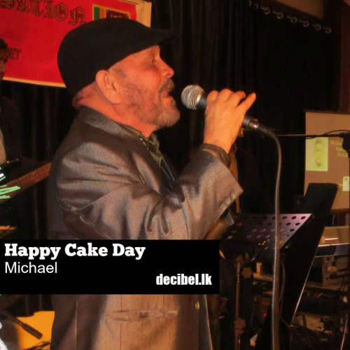 Happy Cake Day To Michael Sansoni
