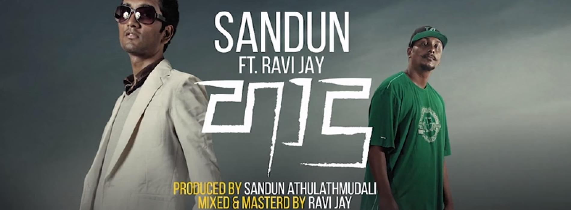 Sandun Athulathmudali Ft. Ravi Jay – Haadu