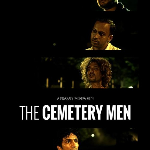 Nigel Zilwa – Men Of Cemetery (OST The Cemetery Men)
