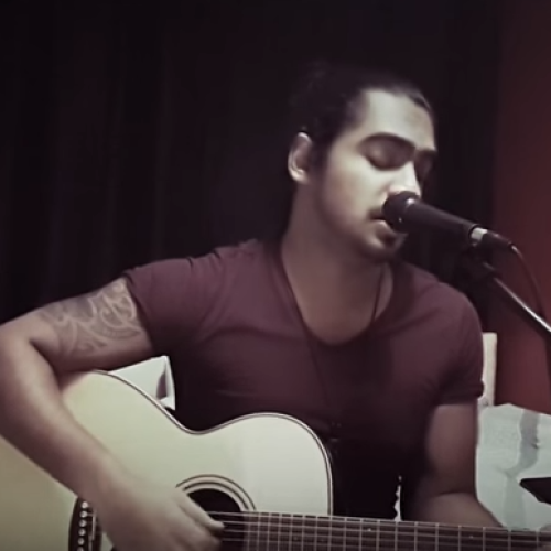Jesse Gamage – Higher (D'angelo Cover)
