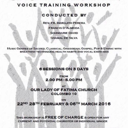 Choral Revival Workshop