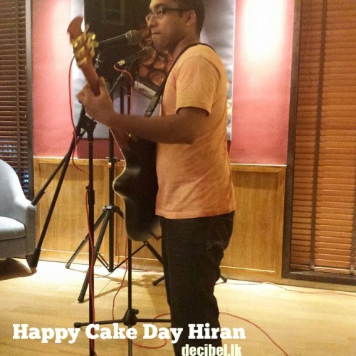 Happy Cake Day Hiran