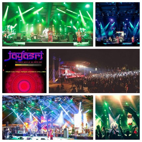 Jayasri Announces Dubai & Abu Dhabi Dates