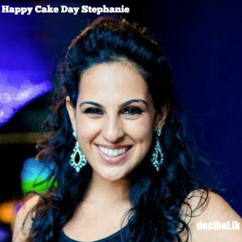 Happy Cake Day Stephanie