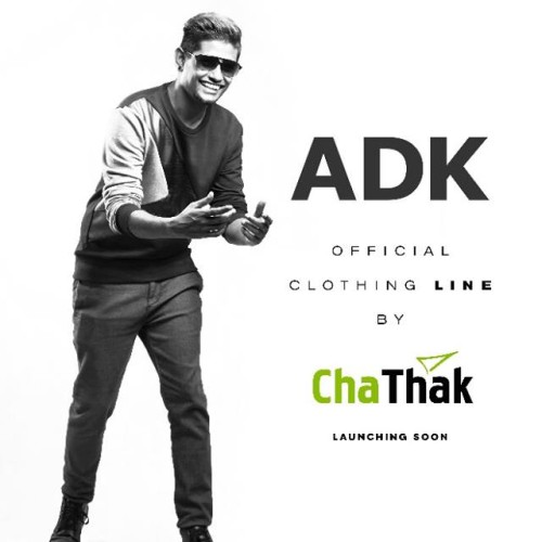 ADK Announces Clothing Line & Performing With Sir A.R. Rahman