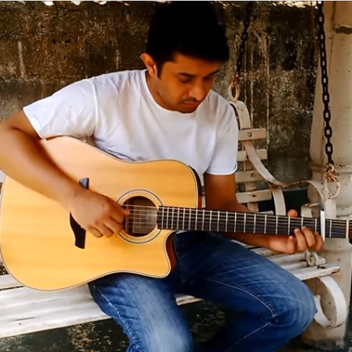 Dilan Jayakody – Tennessee Whiskey (cover)