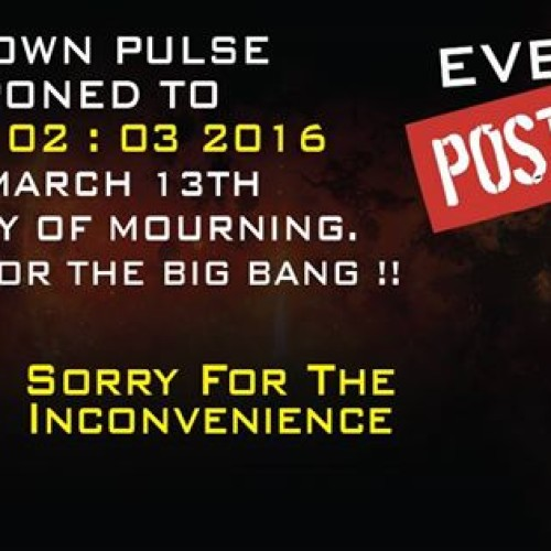 Down Town Pulse Is Postponed, What Does This Mean?