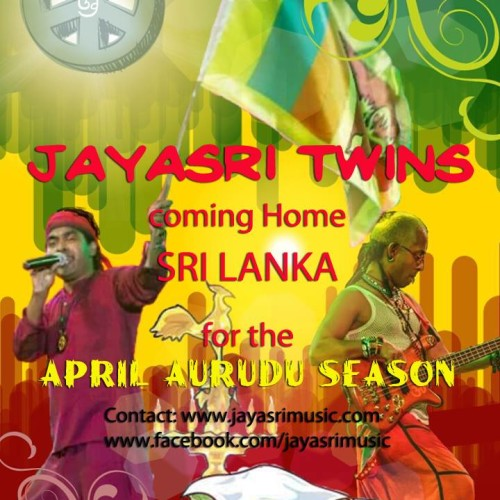 Jayasri Twins Are Gonna Be Back Home In April