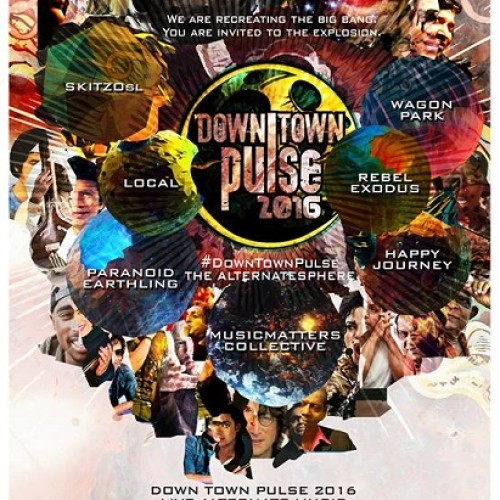 Down Town Pulse : Gearing Up