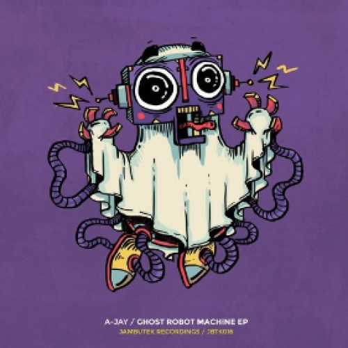 A-Jay : Ghost Robot Machine EP