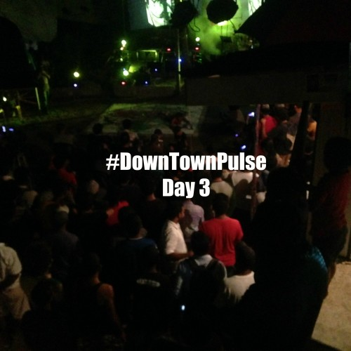 Day 3 Of Down Town Pulse