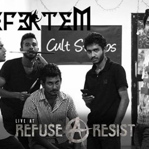 Decibel Exclusive: Nefertem (Refuse / Resist)