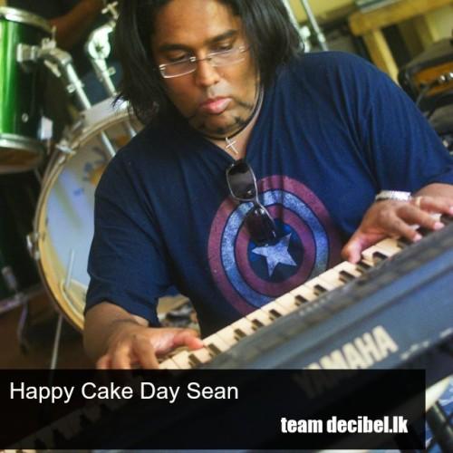 Happy Cake Day Sean
