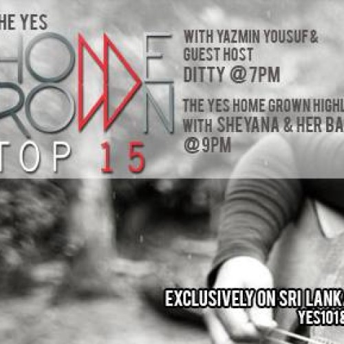 Ditty & The Sheyana Band On The YES Home Grown Top 15
