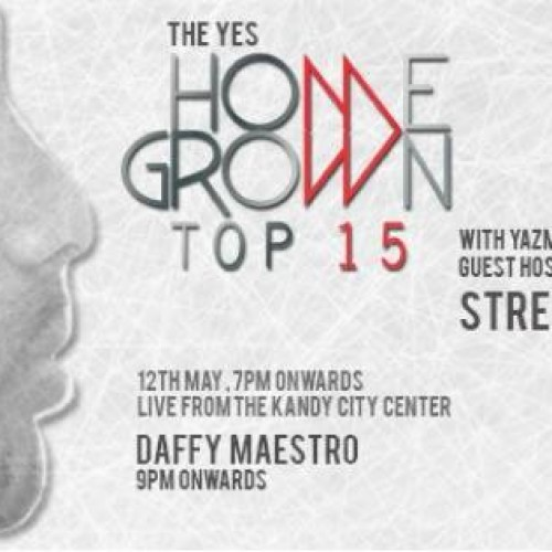 YES Home Grown Top 15 Live From The Kandy City Center