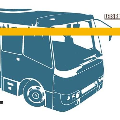 Mosh Scream Rock Bus (Negombo)