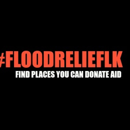 #FloodReliefLK – Places You Can Donate Aid To