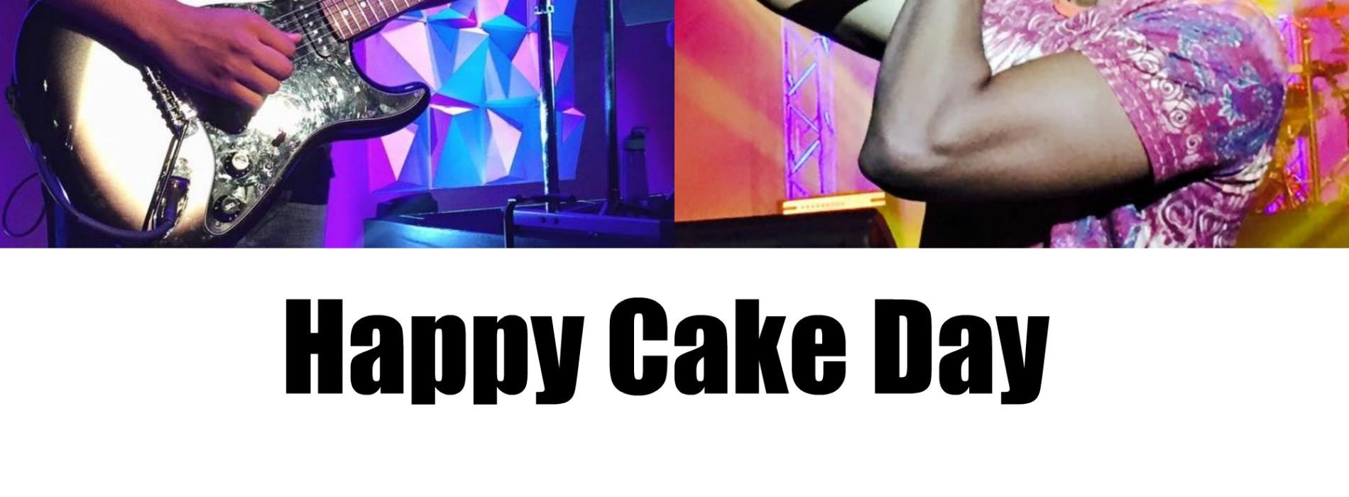 Happy Cake Day Ashan & Julius