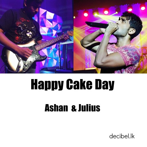 Happy Cake Day Ashan & Julius